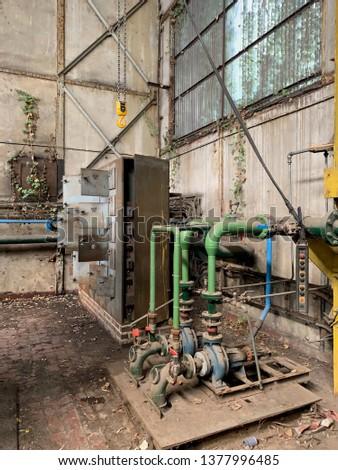 Urban Urban Powerplant Charleroi