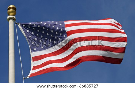 US-American Flag