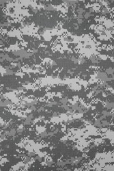 US army urban digital camouflage fabric texture background