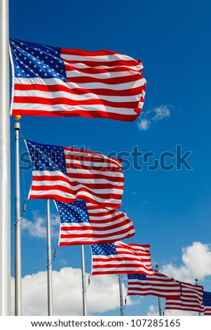 US Flags
