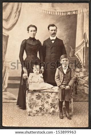 us   kansas   circa 1885   a...