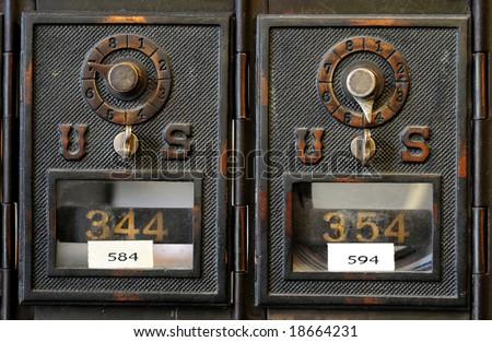 US Mailbox #18664231