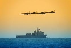 US Navy attack