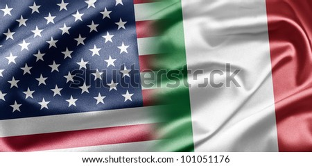 USA and Italy