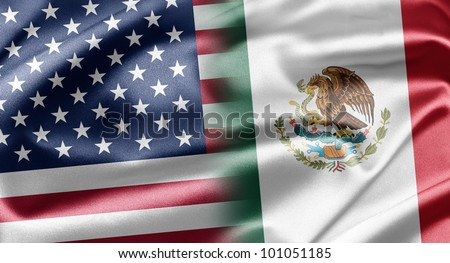 USA and Mexico