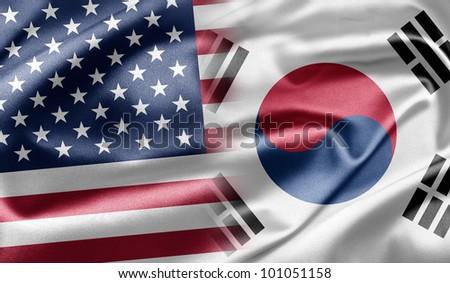 USA and South Korea
