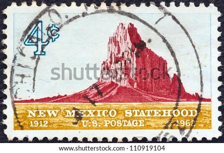 usa   circa 1962  a stamp...