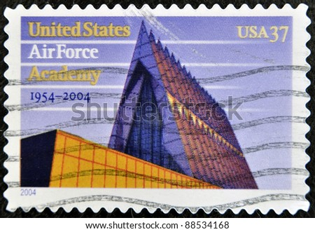 usa   circa 2004   a stamp...