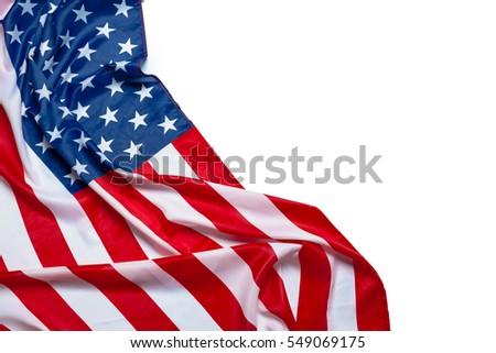 USA flag #549069175