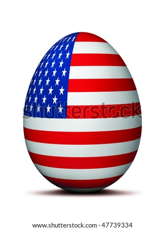 usa flag easter egg