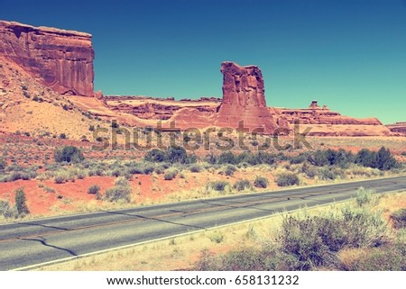 usa nature   arches national...