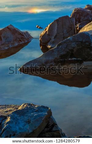 USA, New Jersey, Cape May National Seashore. Seashore landscape. Credit as: Jay O'Brien / Jaynes Gallery / DanitaDelimont.com #1284280579