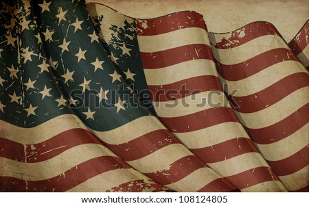 USA Old Paper
