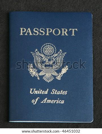 USA passport