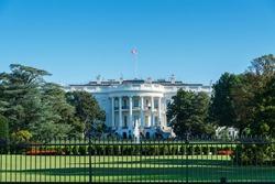 USA, Washington DC, White House