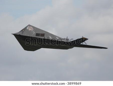 USAF F-117 Stealth Fighter
