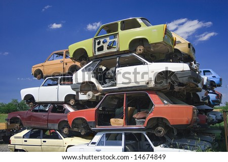 used cars pyramid