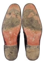 Used shoe insole