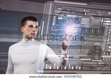 Using innovative technologies #419540701