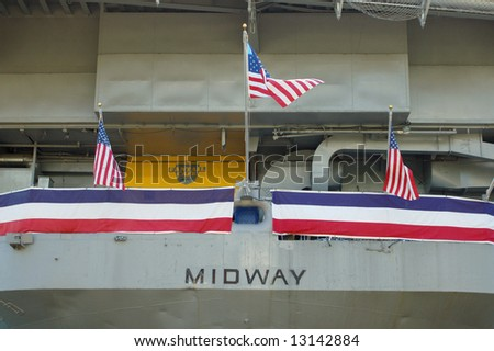 USS Midway Museum; San Diego, California