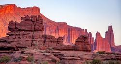 Utah canyon near Moab