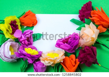 Free Photos Bouquet Of Flowers In A Craft Paper Avopix Com