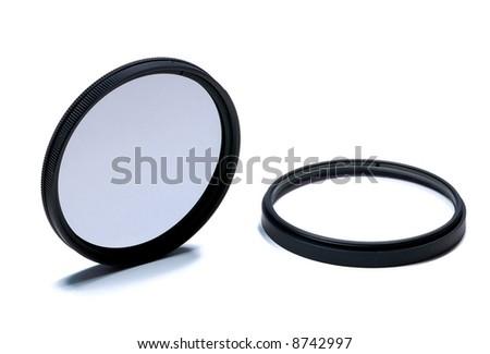 UV and circular polarizer lens filter