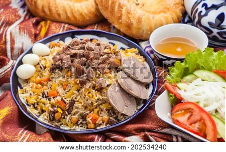 Национальные блюда узбекистана рецепты с фото