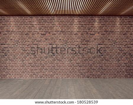 Vacancy Apartment Background 3D
