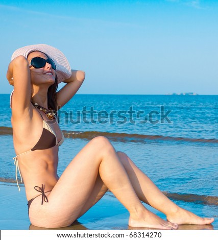 Vacation Beauty Beach #68314270