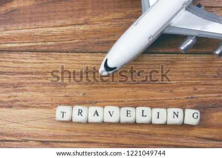Vacation travelling concept. #1221049744