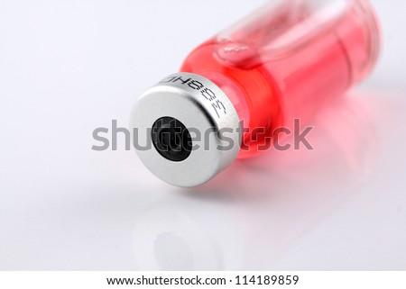 vaccine bottles