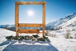 Val di Sole Pejo 3000, Pejo Fonti ski resort, Stelvio National Park, Trentino, Alps Italy