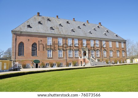 Valdemars Castle is a small palace situated on the island of Taasinge near Svendborg in southern Denmark. Valdemars Castle was built by King Christian IV (1588-1648) between 1639 and 1644.