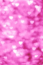 Valentine abstract background heart