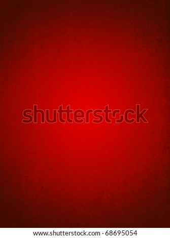 Valentine card background. Red textured background with vignetting - Shutterstock ID 68695054