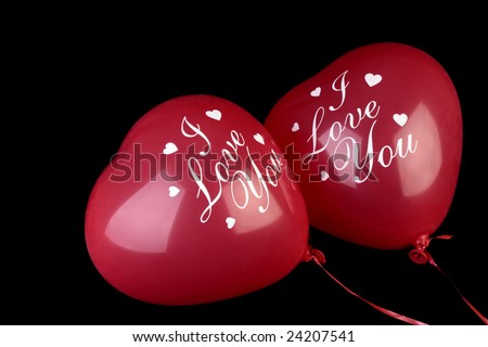 desktop wallpaper valentine heart balloons - photo #39