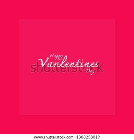 Valentine's day Background. Happy Valentine's day. Valentine's day illustration