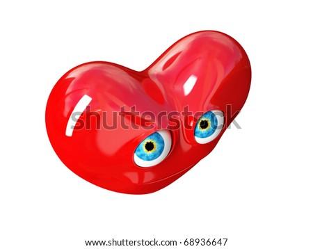 Валентинка ко дню святого валентина