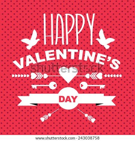 Valentine's Day poster.