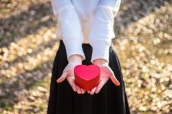 Valentine's Women's Confession