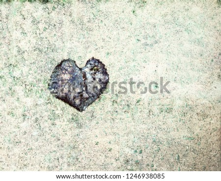 valentines background with heart #1246938085