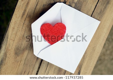 Valentines day.Valentines day Heart on old wood.. Background Valentines Day. Valentines day ideas. Valentines day cards.Love - letter.