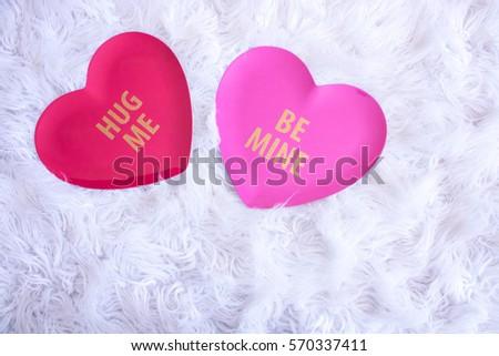 Valentines Hearts #570337411
