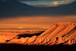 Valle de la Muerte / Valley of Death, Atacama desert of Chile