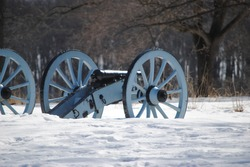 Valley Forge Canon