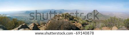 Valley of Desolation, Graaff Reniet, Great Karoo, South Africa