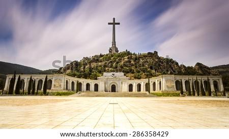 Spain Valley of The Fallen Valley of The Fallen Madrid