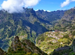 Valley of the Nuns, Madeira