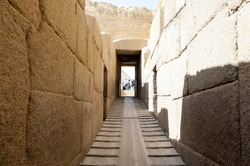 valley temple of the pyramids